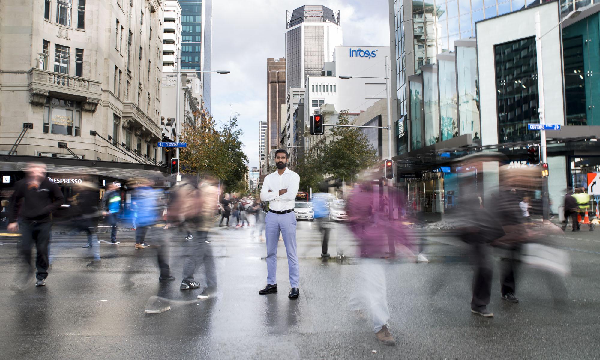Auckland Corporate Photoshoot